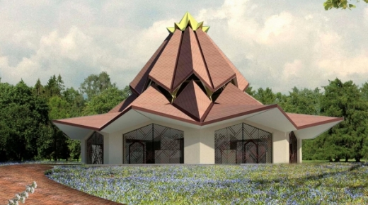 Design of Colombian House of Worship unveiled
